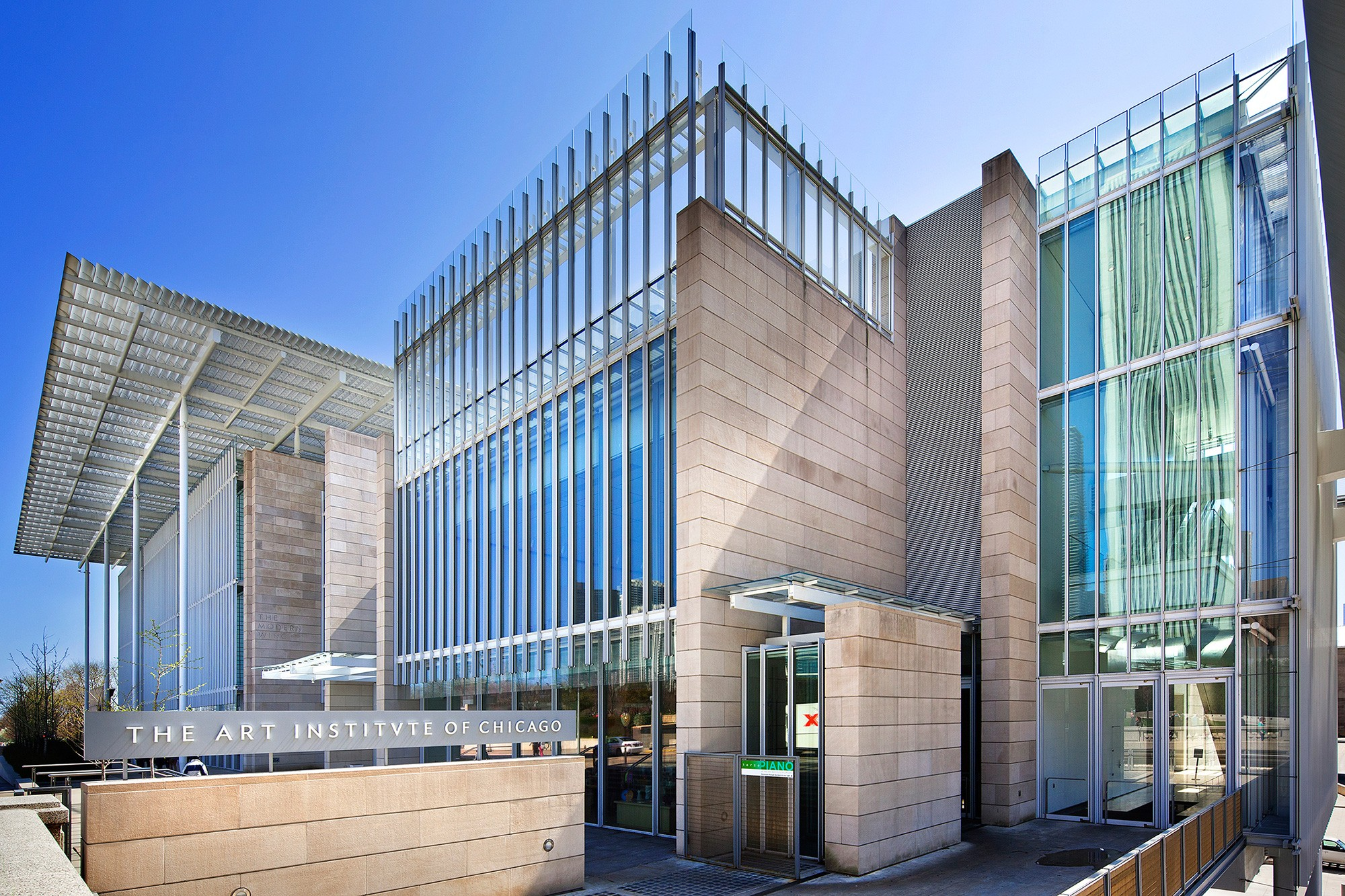 Image result for art institute of chicago modern wing