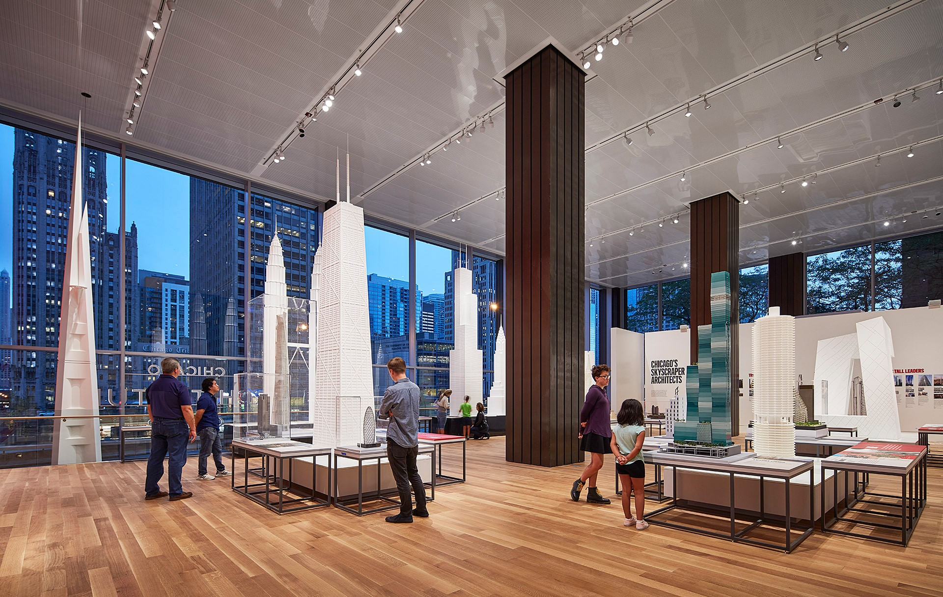 Image result for chicago architecture center