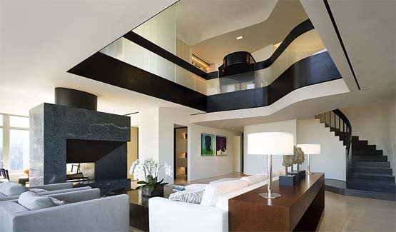 apartment 40 41 by Gwathmey Siegel Apartment 40/41 by Gwathmey Siegel & Associates Architects