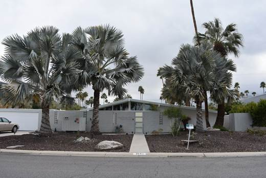 1041 East Twin Palms Drive, William Krisel 1957.JPG