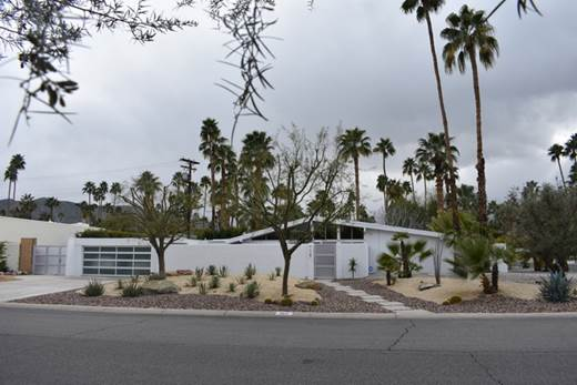 965 East Twin Palms Drive, William Krisel 1957.JPG