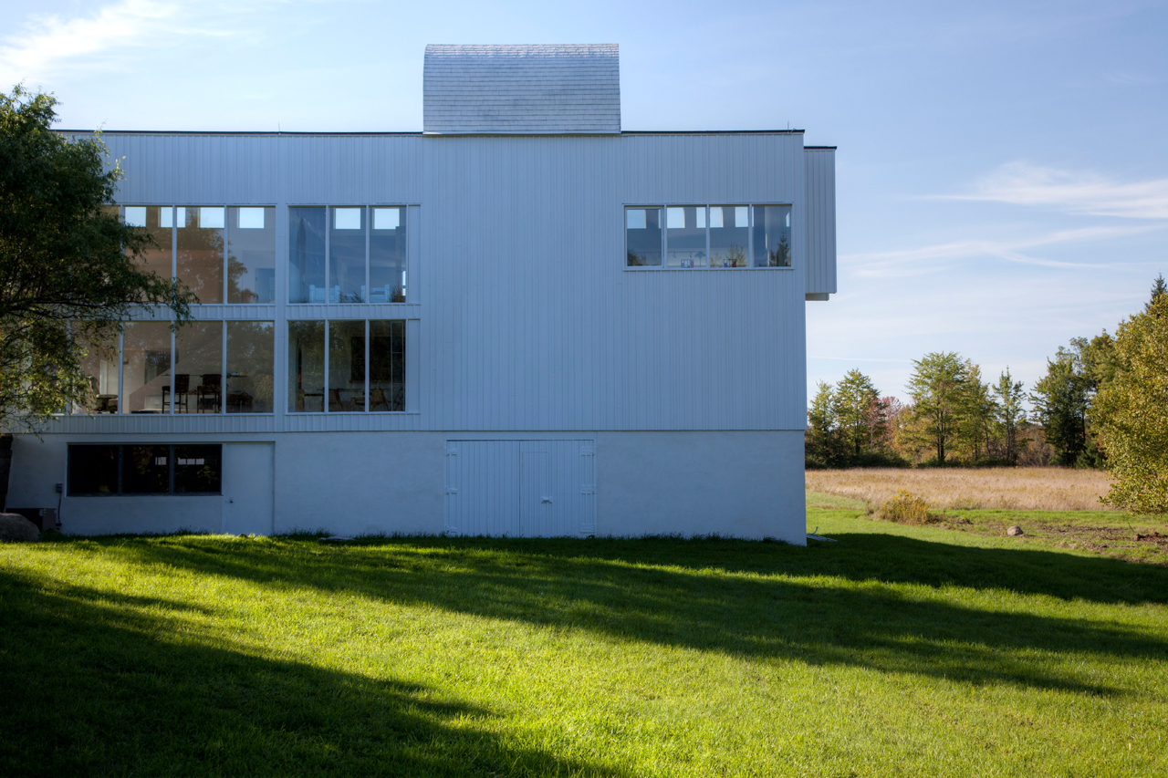 USModernist Richard Meier