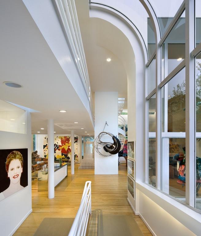Old Westbury Gardens Floor Plan: USModernist Richard Meier