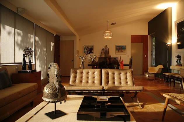 Richard Neutra Interior by Woodson Rummerfield Design (9)
