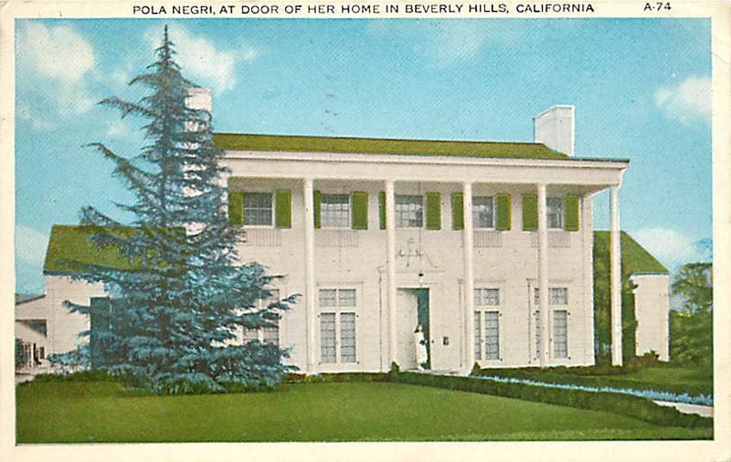 Image result for pola negri, 621 beverly