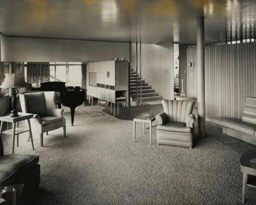 1942   The Al C. Wermuth House, 15315 Tonkel Road, Fort Wayne IN  (Leo Cedarville Area). Designed By Eliel Saarinen, Eerou0027s Dad. Wermuth Was  The Contractor ...