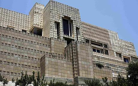 Ennis House: Blade Runner movie house goes on sale