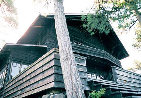 plans entertainment wright cottage blogs lloyd frank images bunking with file down cottages sethexteriorview ashx